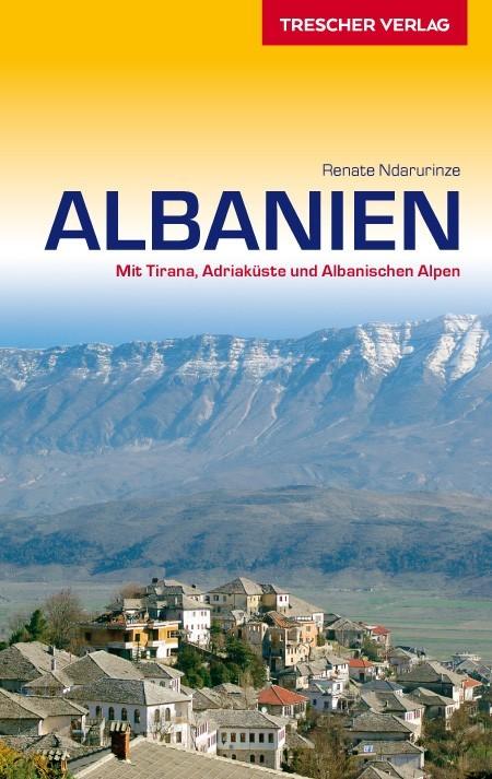 Albanien-Cover