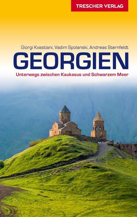 Georgien-Cover