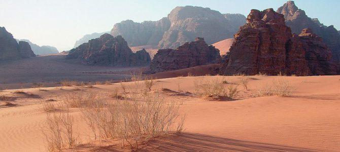 Jordanien Reise – Wüstenschlösser, Wadis, Weltkulturerbe