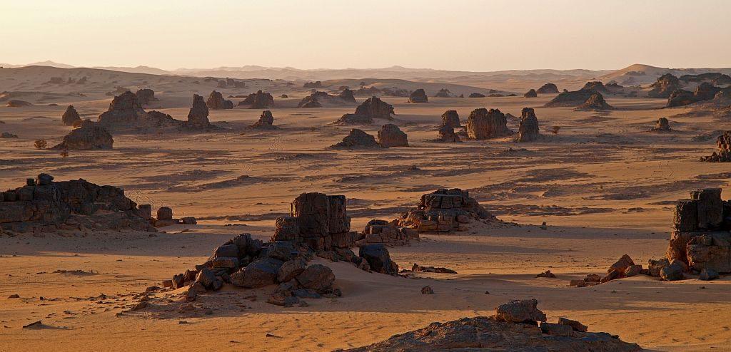Sahara Algerien Reise opener
