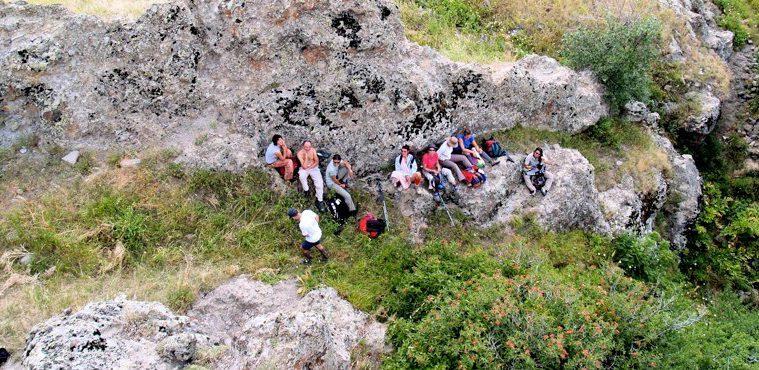 Armenien Wandergruppe