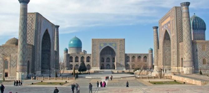 Usbekistan – Das Herz der Seidenstraße