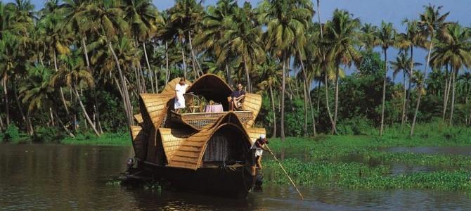 Indien – Paradiesgarten Kerala