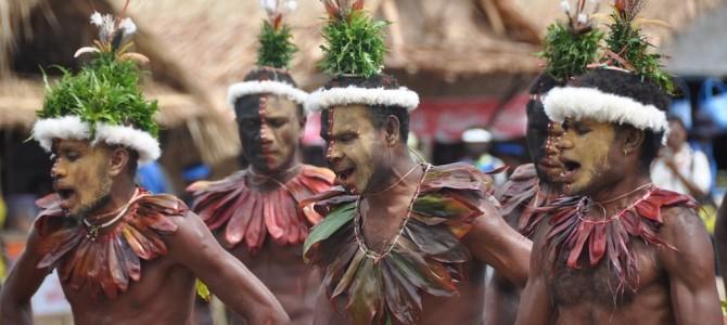 Papua-Neuguinea Reise zum Tanz der Paradiesvögel