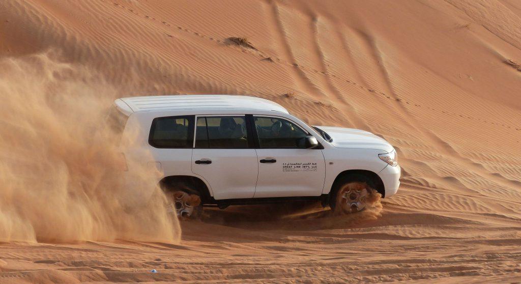 Oman Reisen Rub al Khali Reise mit Orientaltours