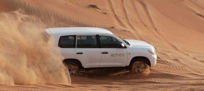 Oman – Expedition durch die Rub Al-Khali Wüste