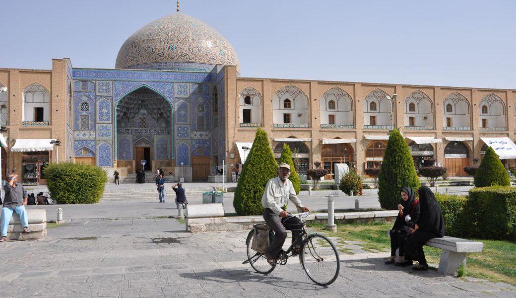Iran Rundreise Isfahan Scheich Lotfallah 72 dpi
