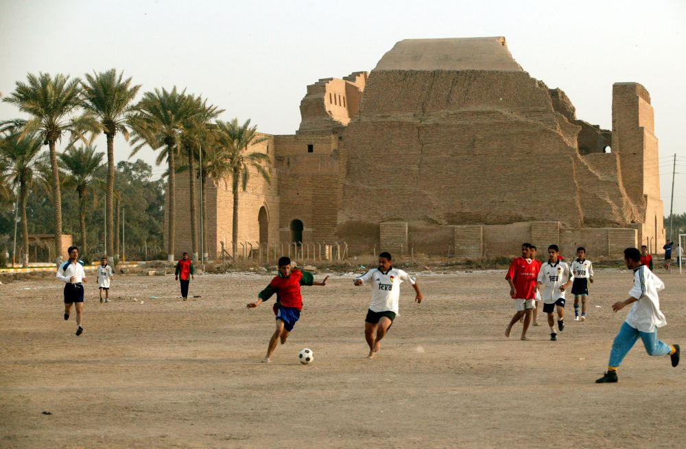 Irak Slider