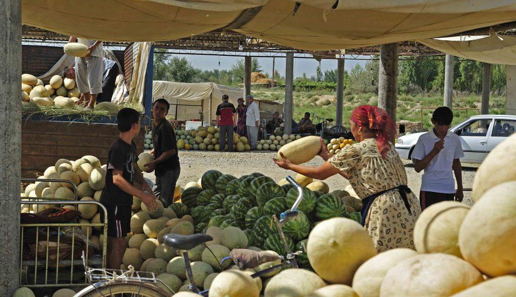 Usbekistan_Fergana_Markt