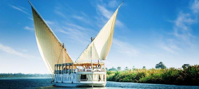Nostalgische Zeitreise unter Segeln – Kreuzfahrt mit der Amoura auf dem Nil