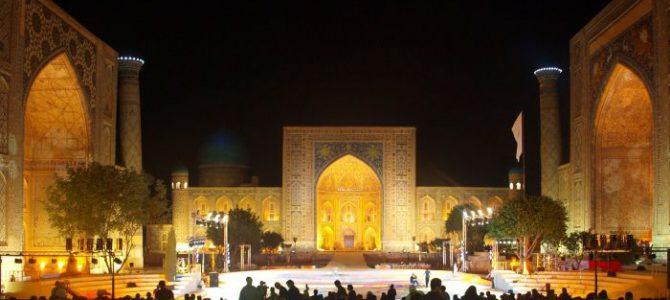 Usbekistan Reise zu Melodien des Orients