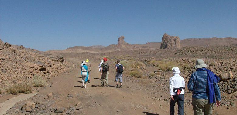 Algerien 01 Trek hoggar