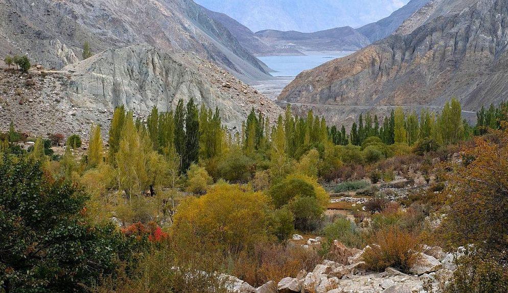 Pakistan 30 Skardu Area Claus Istas