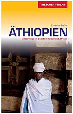 Trescher Reiseführer Äthiopien Cover
