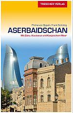 Trescher Reiseführer Aserbaidschan Cover