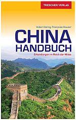 Trescher Reiseführer China Cover