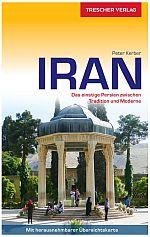 Trescher Reiseführer Iran Cover