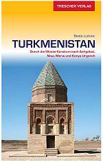Trescher Turkmenistan Reiseführer Cover