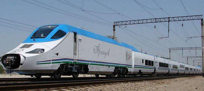 Mit dem Zug entlang der Seidenstraße durch Usbekistan