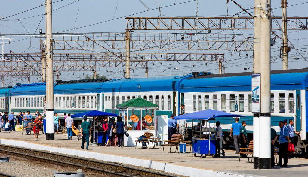 Usbekistan Railway 4