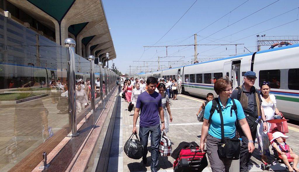 Usbekistan Railway 5