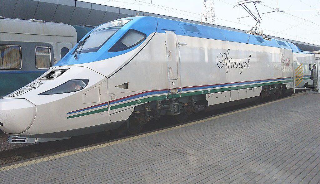 Usbekistan Railway 6