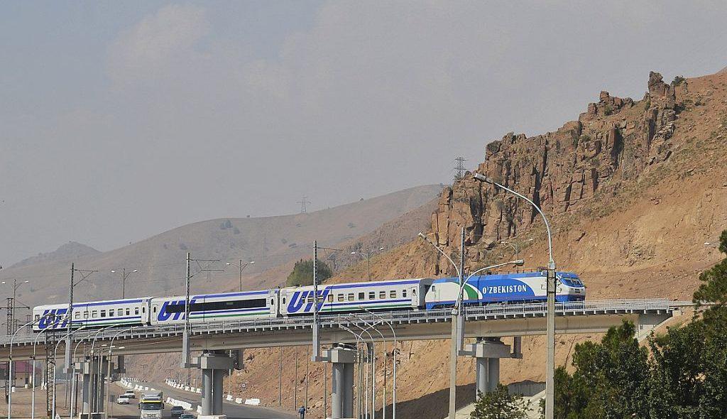 Usbekistan Railway 7