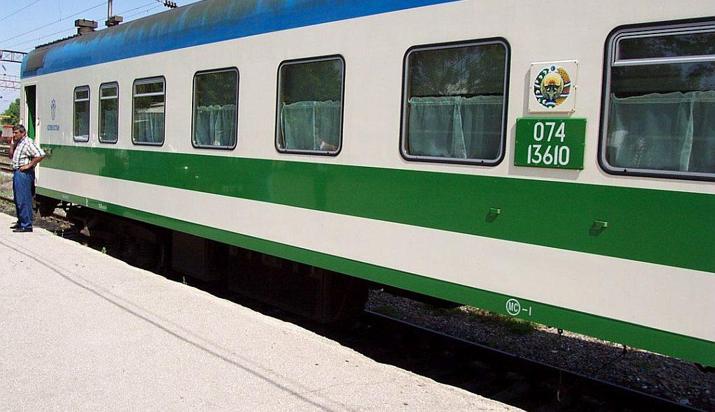 Usbekistan Railway 8