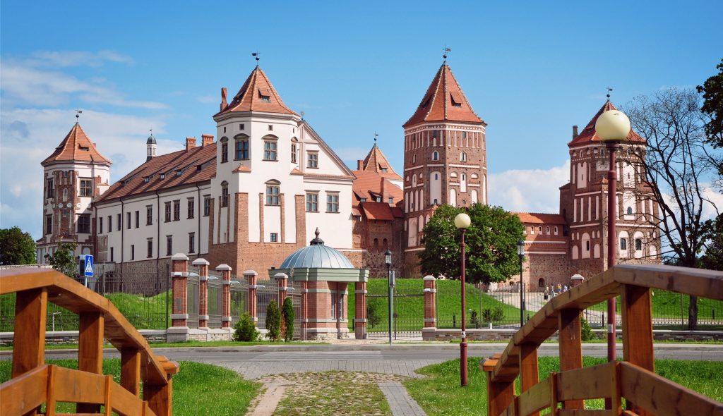 Weissrussland 002 Mir Castle 1024px